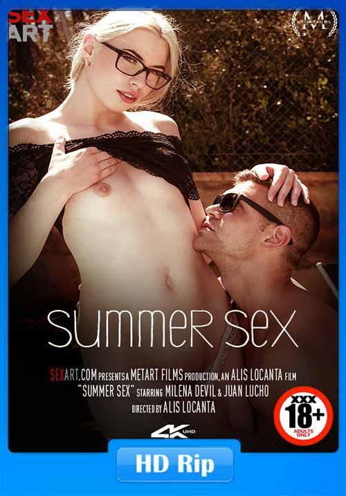 [18+] SexArt Milena Devil Summer Sex xXx 2017 WebRip 100MB x264