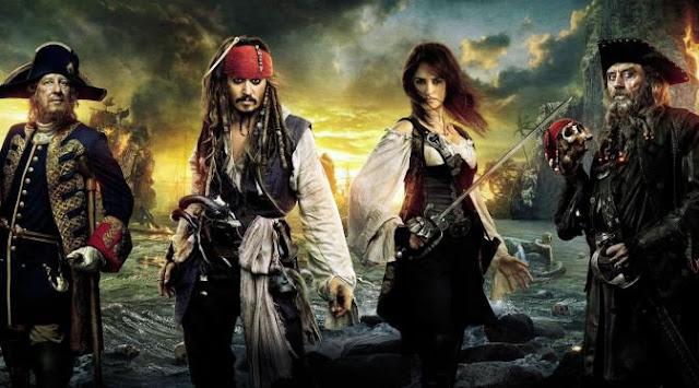 Movie Terbaru 2017 - Kumpulan Foto Pirates of the Caribbean 5, Video Pirates of the Caribbean 5 dan Fakta Pirates of the Caribbean 5