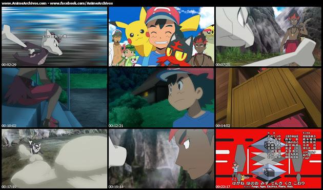 Pokemon Sun & Moon 34