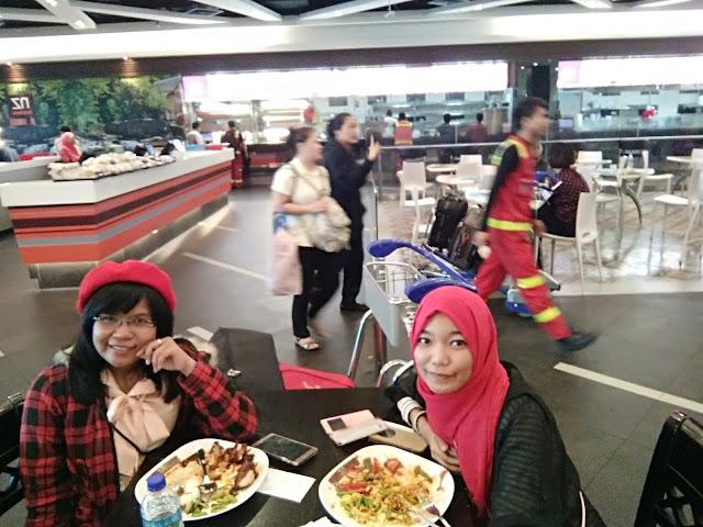 Restoran di KLIA 2