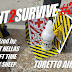Fight2Survive#3 at Hotel. The 3rd CQB Airsoft Survival Game. Aps Black Hornet Plus gameplay