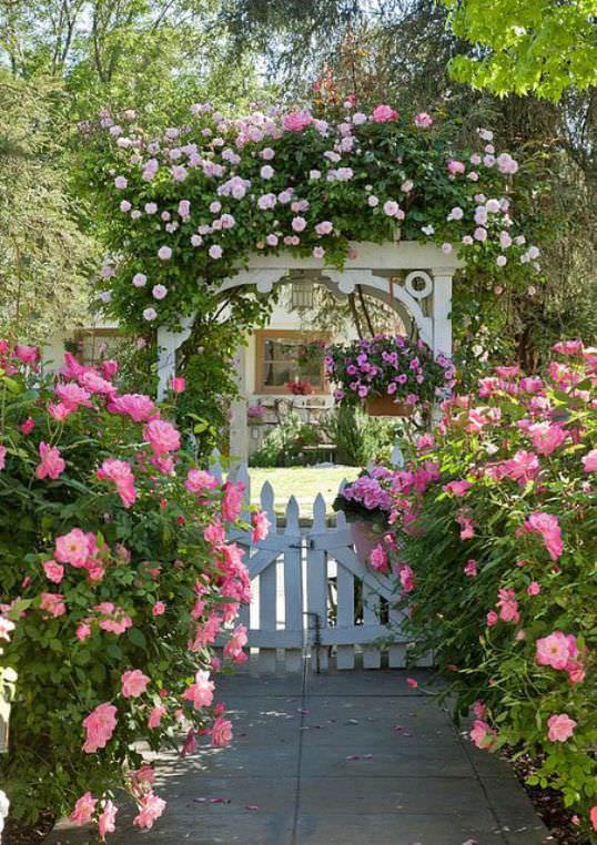 Cottage Gardan Landscape Inspiration
