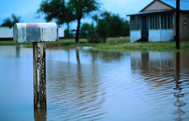 Kawasan Banjir via grapevinetexas.gov