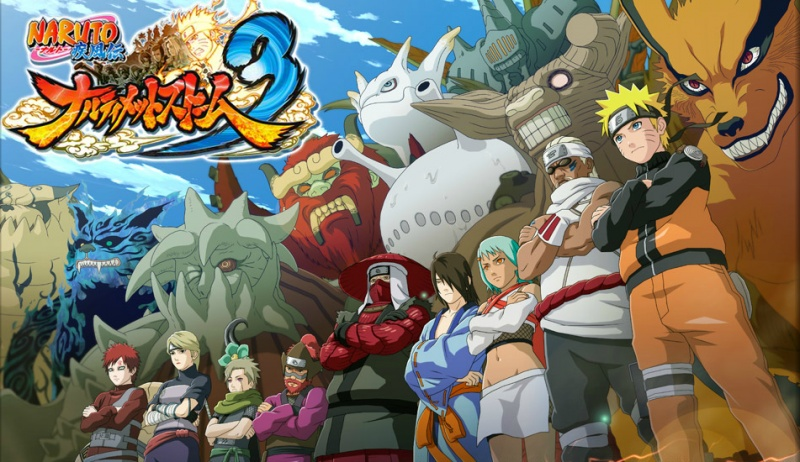 naruto shippuden  game in pc