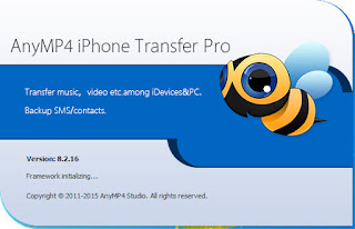 AnyMP4 iPhone Transfer Pro 8.2.56 Multilingual Full Patch