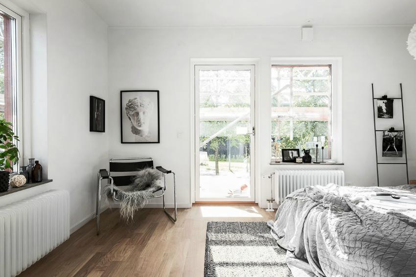 Red house, pareado en Estocolmo by Habitan2 | Decoración de hogar y eventos de estilo nórdico