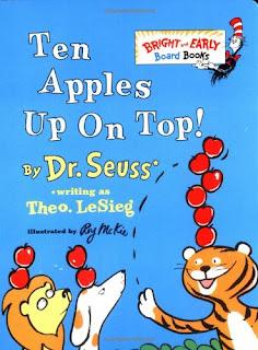 Ten Apples Up on Top!, Dr. Seuss