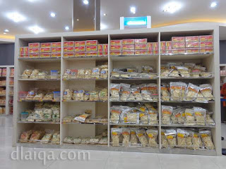display aneka produk
