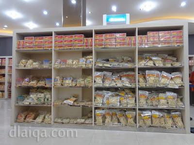 display aneka produk