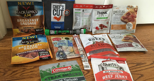 Meat Snacks Offer Breakfast, Gourmet, and Kosher Options at the 2017 Sweets & Snacks Expo