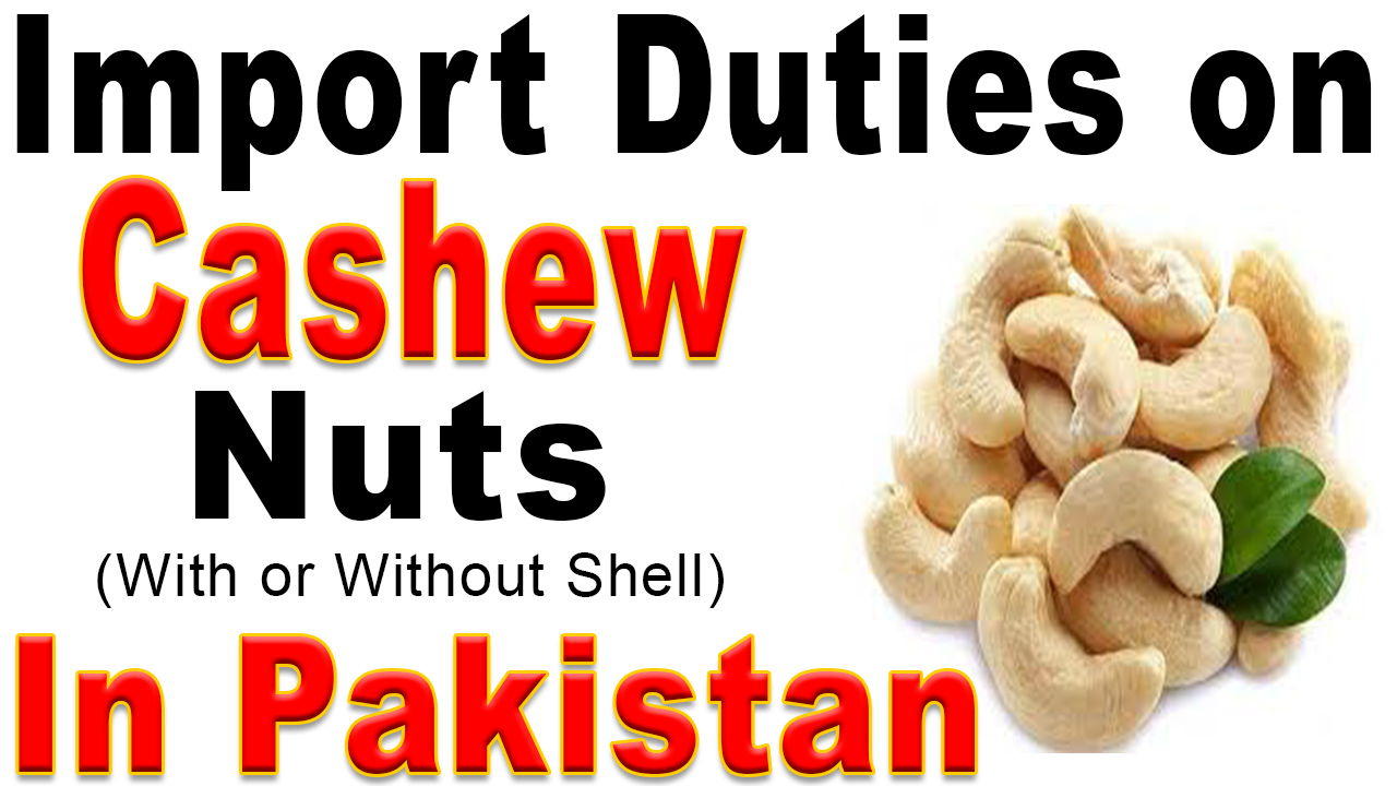 Import-Duties-on-Cashew-Nuts