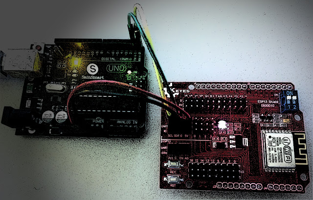 Arduino Basics: Getting Started with the Keyes ESP-13 WiFi