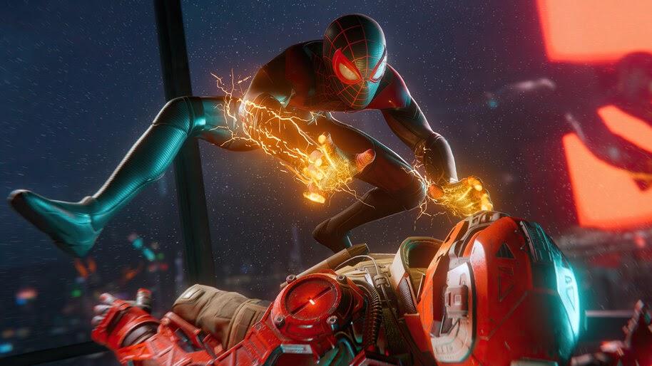 Spider-Man Miles Morales, PS5, 4K, #5.2055