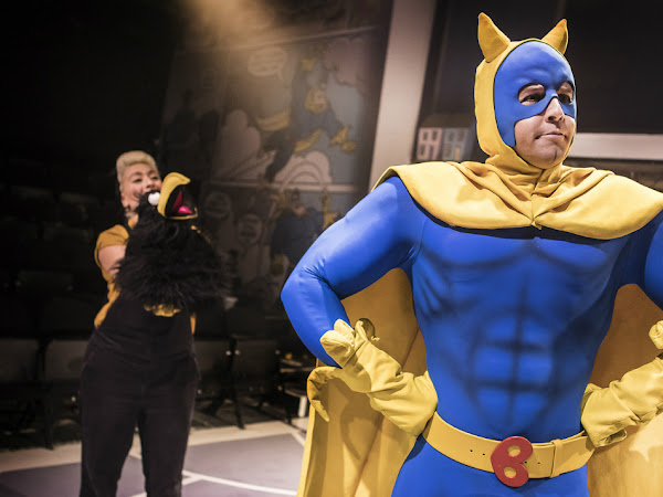 Bananaman The Musical, Southwark Playhouse | Review
