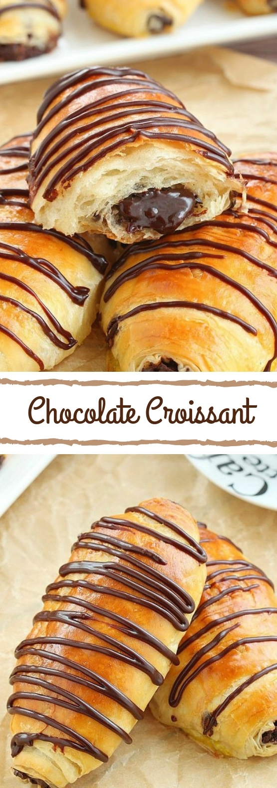 Pain Au Chocolat (Chocolate Croissants) Made From Scratch #croissant #chocolate