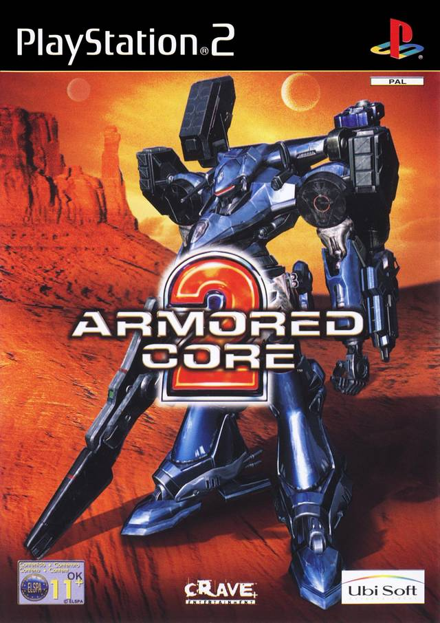 Armored Core 2 PAL PS2