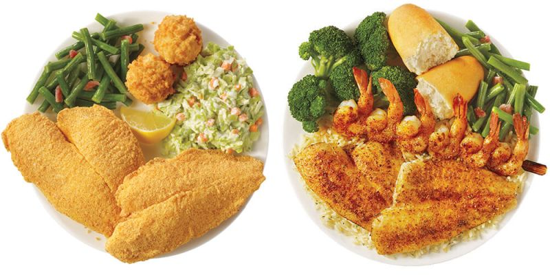Captain d 39 s features flounder and oysters for 2018 lent for Captain d s batter dipped fish