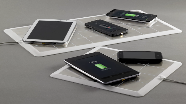 This new gadget can add wireless charging to almost any device