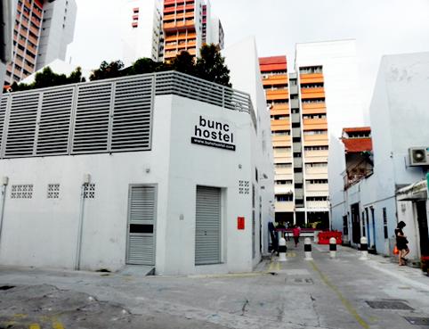 hotel murah di singapore