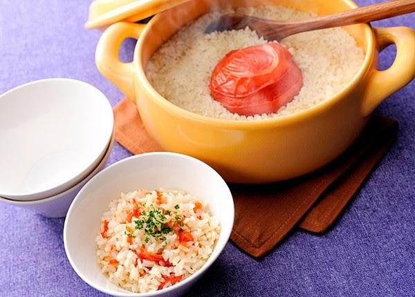 Tanoshii_idea HK 香港DIY及手作教學網站: 【食譜】美味爆燈「人氣蕃茄飯」