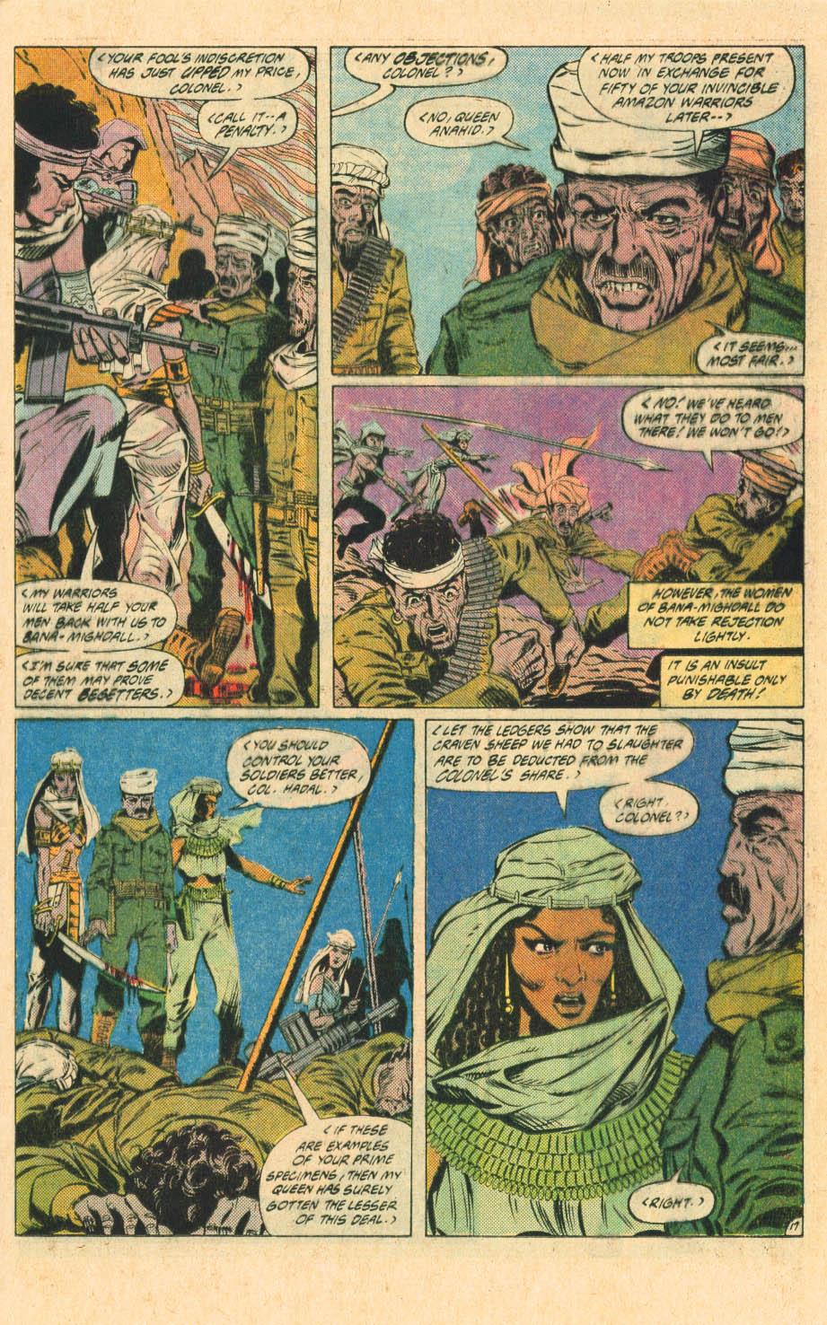 Read online Wonder Woman (1987) comic -  Issue #30 - 19