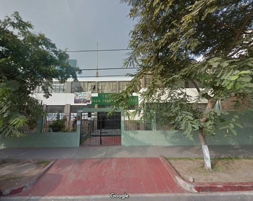 Colegio JUAN INGUNZA VALDIVIA - Callao