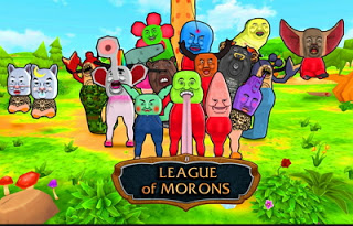 League of Morons APK MOD Unlimited Money