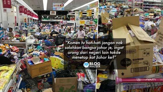Bengang Bangsa Johor dan TMJ Dihina Selepas Insiden 'Aeon Tebrau', Ini Luahan Sayu Rakyat Johor