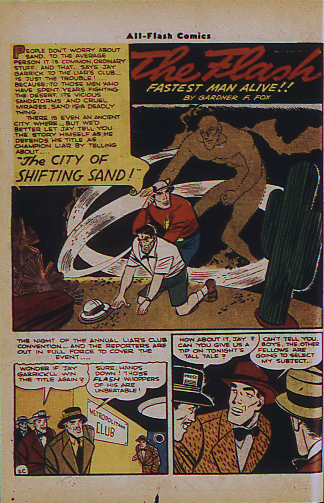 Read online All-Flash comic -  Issue #22 - 39