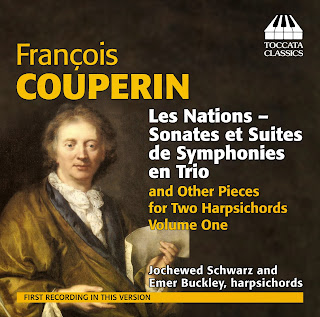 Couperin: Music for Two Harpsichords, Vol. 1