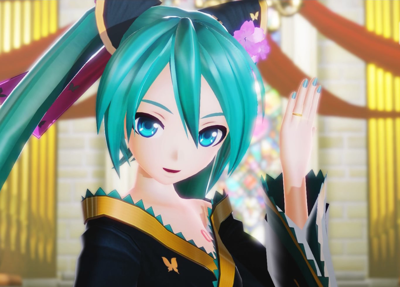 Review hatsune miku project diva x sony playstation 4 digitally downloaded - Hatsune miku project diva ...