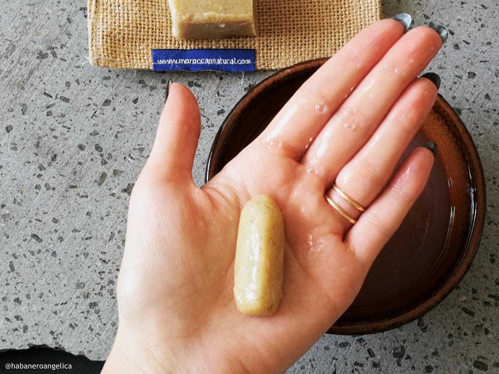 Moroccan Natural pearl powder recensioni