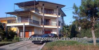 Villa Untuk Menginap Jumlah Rombongan Di Lembang