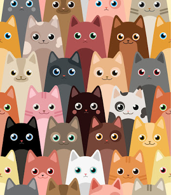Cats Wallpaper_Adobe Stock