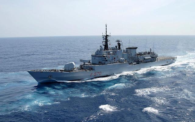 Navio da marinha americana