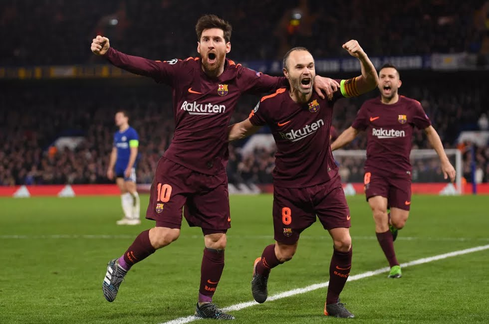 DIRETTA Barcellona-Chelsea Streaming Gratis YouTube Facebook: dove vederla in TV Online Oggi 14 marzo 2018