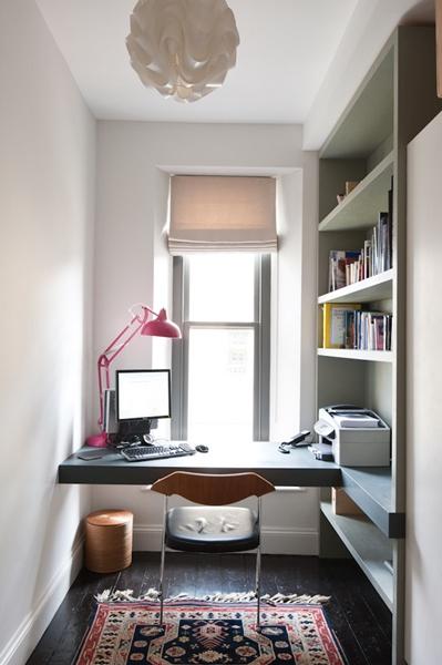 escritório pequeno