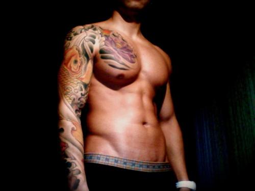 Star Tattoos For Mens