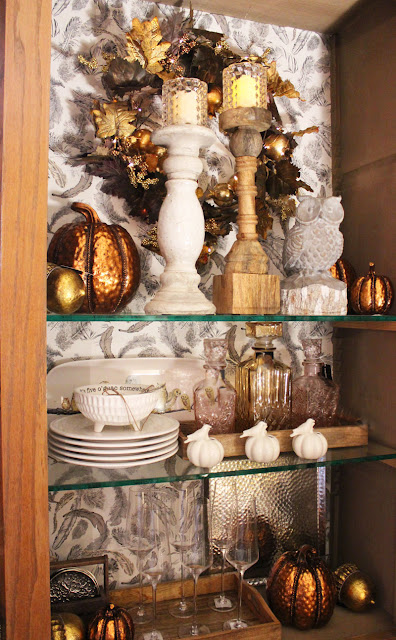Bachman's 2017 Fall Ideas House- Itsy Bits And Pieces