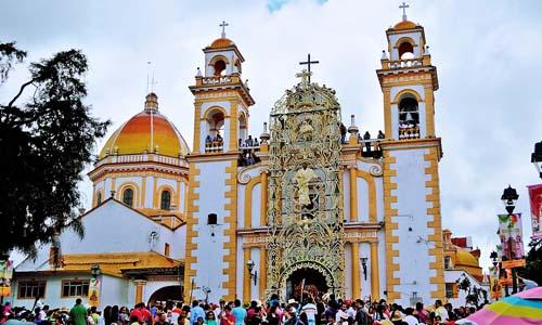 Fiestas de Santa María Magdalena en Xico
