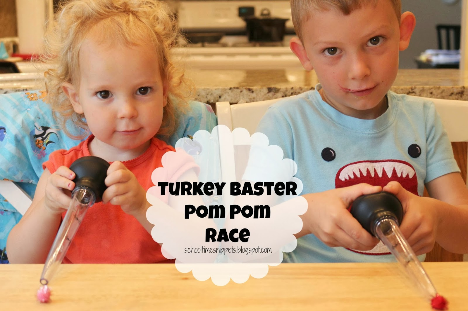 fine motor turkey baster game