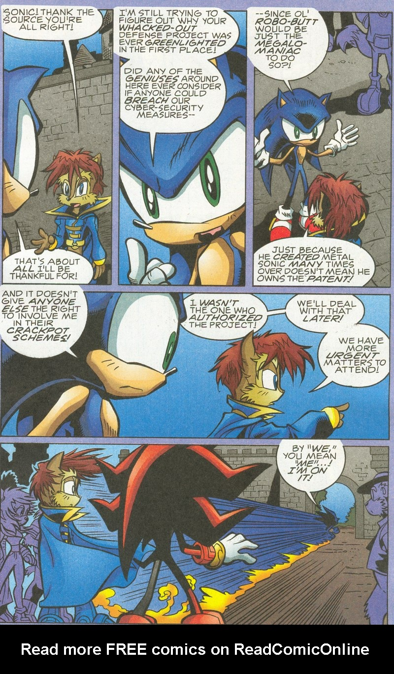 Read online Sonic The Hedgehog comic -  Issue #159 - 10