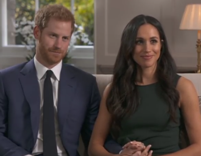Meghan Markle and Prince Harry's first TV interview in full (video)
