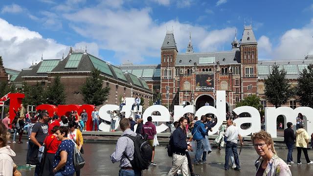 Amsterdam, Städtereise mit Kind