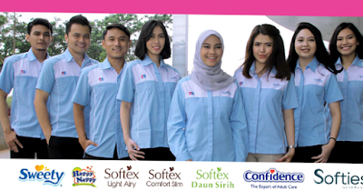 Lowongan Kerja Jobs : Production Operator, Maintenance Planner Technician, Mechanical Service Technician, Leader Packing, Procurement Assistant Manager Min SMA SMK D3 S1 PT Softex Indonesia Rekrutmen Besar-Besaran