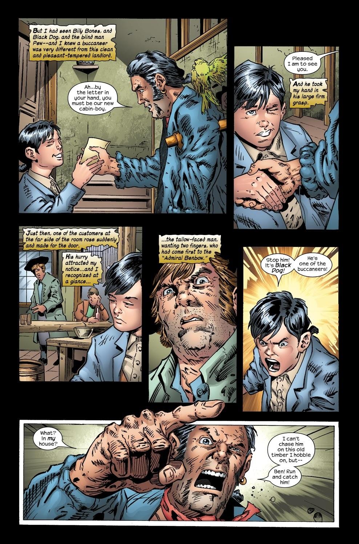 Read online Treasure Island comic -  Issue #2 - 12