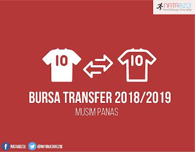 Bursa Transfer 2018/2019
