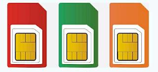 Cara registrasi untuk lebih dsri 3 sim card