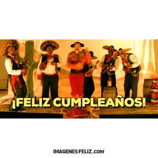 Feliz Cumpleaños Graciosas Chistosas mariachi