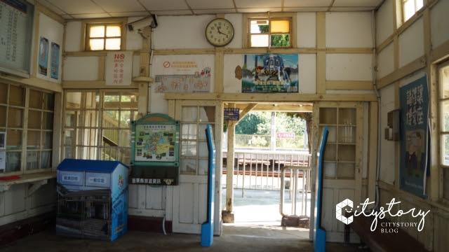 台鐵新埔車站-老車站
